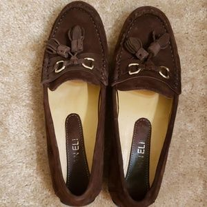 VANELI brown  loafers
